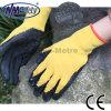 Nmsafety Латекс покрытием Работа Защитная перчатка