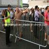 Barriera pedonale di controllo di folla della rete fissa provvisoria del metallo di traffico di sicurezza