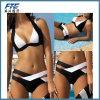 Spätester Form-Bikini-reizvoller Badeanzug-Einteiler