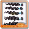 A maioria de favorito em extensões brasileiras do cabelo de 5A Remy