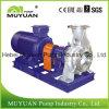 Horizontale elektrische petrochemische flüssige Pumpe