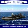 Barca gonfiabile del guscio rigido (RIB660)