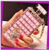 Случай крышки мобильного телефона силикона TPU Bling Samsung S6 iPhone аргументы за способа кристаллический