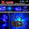 Proyector romántico azul claro de la animación del laser de la etapa