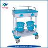 Trole dos cuidados do equipamento médico dos produtos do hospital do ABS