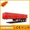 Van-Tipo Semi-Trailer da estabilidade do transporte da alta qualidade