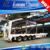 Axles 80-100tons 4 Lowbed трейлер Semi для перехода крана