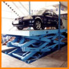 가위로 자르십시오 Floor Lift Stacking Parking System (S-VRC)에 Type Floor를