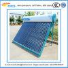 De vacío del tubo fábrica solar del calentador de agua de la presión no con alta calidad
