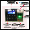 Zk Biometric Fingerprint Reader Time Attendance (tx628)