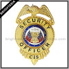 Custom professionale Metal Police Badge per Decoration (BYH-10039)