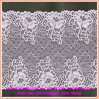 Underwear/Bra K7081를 위한 스판덱스 또는 Nylon Jacquard Elastic Lace
