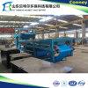 Filtre-presse de courroie pour l'asséchage de cambouis