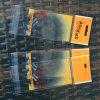 Het aangepaste Plastiek die van de Druk OPP van het Embleem de ZelfZak van het Cellofaan van de Verbinding verpakken
