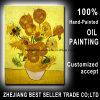 картина маслом 100%Hand-Painted солнцецветов