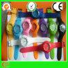Montre-bracelet de silicone de Colrful de promotion pour la fille (SY-GB115)