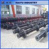 Moulages concrets électriques de l'acier Q235 Pôle