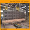 Vollautomatisches Tunnel Kiln für Clay Brick Making Line Machine