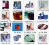 Pharma 급료 대만 녹색 물자 투명한 파란 음색 엄밀한 PVC