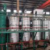 Raffinerie d'huile végétale de raffinerie d'huile de table d'arachide mini