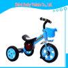Passeio do carrinho de criança do Pram do trotinette dos miúdos do bebê do triciclo de crianças no triciclo do brinquedo do carro
