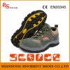 Únicas sapatas de trabalho macias confortáveis RS391 da segurança