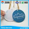 Kundenspezifischer geformter Plastik gestempelschnittene Belüftung-Karte mit Perforierung