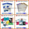 La chaussette en plastique de fournisseur de la Chine met en sac l'empaquetage de sacs de vêtement