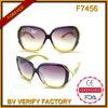 Óculos de sol grandes da forma do frame do projeto F7456 novo