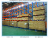 Einzelnes Side Arm Blue Cantilever Rack für Steel Board Storage