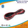 Zwei Stiftnetzanschlußkabel-Cer genehmigte für Stecker-Draht-Verdrahtung