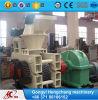 Fabricante Force Feeding de la máquina de la prensa de la briqueta de los materiales refractarios