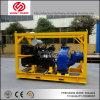 Bomba Diesel auto-amortiguadora con remolque