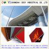 4mm het Buiten Samengestelde Comité ACS van het Aluminium PVDF
