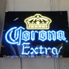 Corona Extra Beer anuncio decoración de la pared de la caja ligera