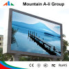Écran de visualisation polychrome de la publicité commerciale de P16 LED