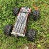 무브러시 전력 원격 제어 4WD 전기 RC 차 모형