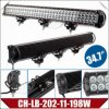 34.7 Lignes 198W CREE double LED Light Bar pour SUV / VTT / Ute (CH-LB-202-11-198W)
