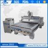 Máquina de gravura do Woodworking com linha central 3