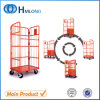 Contenitore logistico del rullo del collegare del magazzino del metallo