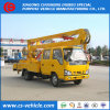 Isuzu 16mの油圧持ち上がるトラック/高度の働くトラックまたは空気のプラットホームの働くトラック
