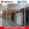 Governo di controllo elettrico nella riga di rivestimento della polvere