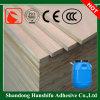 Adhésif normal de latex de colle adhésive à base d'eau, émulsion synthétique de latex