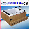 Walk-in Massage Bathtub met TV