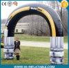 2016 подгонянное Advertizing Inflatable Arch с Hook & Loop Logo