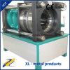 De gran diámetro de manguera de alta presión Máquina prensadora de hasta 12