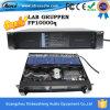 Estándar del sonido del amplificador de potencia de la placa del mezclador del Karaoke de Fp10000q