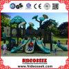 Campo da giuoco esterno commerciale del parco di divertimenti per i bambini con la trasparenza