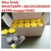 Haut-Schönheit Melanotan II Peptid-weißes Puder Melanotan 2