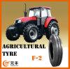 Landwirtschaftlicher Reifen des Muster-F2, Traktor-Reifen